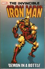 Iron Man: Demon in a Bottle TPB (Marvel) 1ST Printing NM