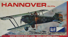 MPC 1:72 Hannover CL.111a Biplane Plastic Model Kit #5002U