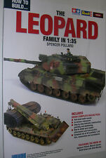 How to Build The Leopard Family In 1:35 -     Spencer Pollard        New    Book