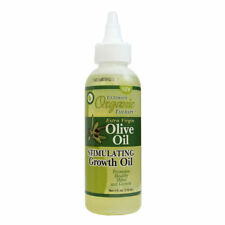 2 x Ultimate Organic Therapy Olive Stimulating Hair Growth Oil 4oz