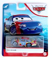 Disney Pixar Cars Dinoco 400 Rex Revler