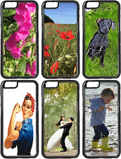 Personalised Phone Case Silicone Cover for iPhone 8 Custom Photo Wireless Charge