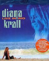DIANA KRALL - LIVE IN RIO (BLURAY) EAGLE VISION  BLU-RAY NEW+