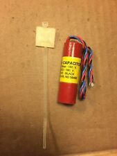 New Frontier Capacitor 33 + 47 uf 160v for Tube Radio Multi-Section Guaranteed