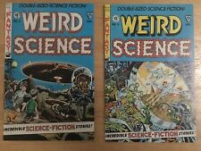 WIERD SCIENCE #s 2 and 3