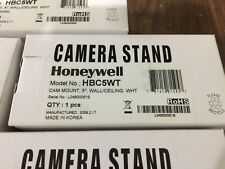 Lot of 5 Honeywell HBC5WT Wall Or Ceiling Mounted Camera Stand new surplus.