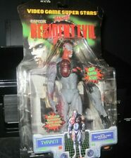 Vintage Resident Evil Figure Tyrant Toy Biz new/sealed nib 1998 collectible