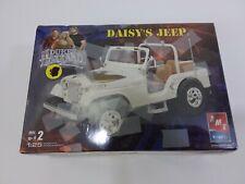 DUKES OF HAZZARD DAISYS JEEP CJ-7 2005 rare SEALED BRAND NEW