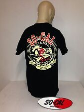 So-Cal t-shirt NEW First in Speed BLACK sz XXXL rear print hot rod 32 ford chev