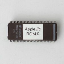 Apple //c IIc ROM 0 DIY Upgrade from ROM 255 EEPROM Chip