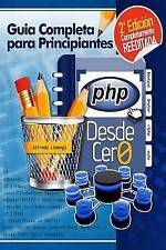 NEW PHP desde cero (Spanish Edition) by Alfredo Limongi