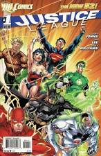 Justice League Vol. 2 (2011-Present) #1