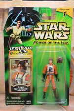Luke Skywalker (X-Wing Pilot) Star Wars Power Of The Jedi 2001 Box