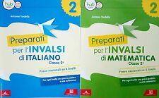 Preparati per l' INVALSI di ITALIANO + MATEMATICA Classe 2a Scuola Primaria