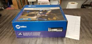 Miller WP-18-25 Weldcraft W-350 Tig Torch Package, 25' Vinyl.    NEW IN BOX