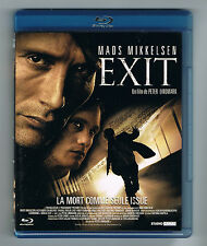 EXIT - MADS MIKKELSEN - PETER LINDMARK - 2006 - BLU-RAY - COMME NEUF