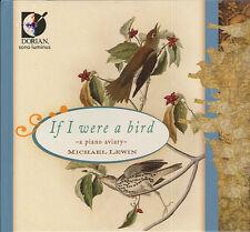 Michael Lewin - If I Were a Bird: A Piano Aviary [New CD]