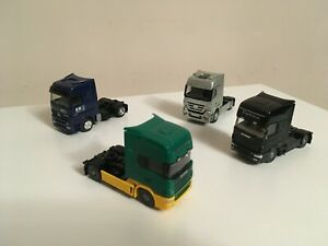 Herpa AWM Wiking trucks 1:87