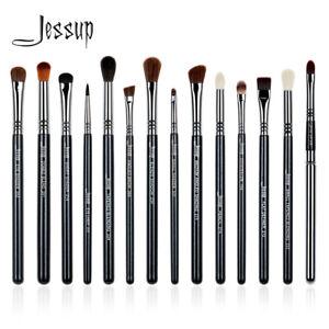 Jessup Pro Make Up Brush Set Cosmetic Eye Shadow Eyeliner Brow Blending Tool Kit