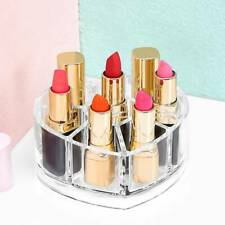 Acrylic Makeup Organizer Storage Case Cosmetic Clear Jewelry Display Holder Hot