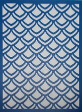 Scrapbooking - STENCILS TEMPLATES MASKS SHEET - Background 41 Stencil