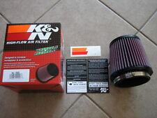 """K&N Air Filter Airfilters Round Taper 102MM 4"""" #KN-RU2520"""