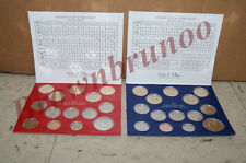 2013 United States Mint Uncirculated Coin Set 28 Coins Philadelphia & Denver P&D