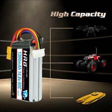 10 Packs HRB 1300mah 4S 14.8V 90C Lipo battery for FPV Skylark Emax Tweaker 180