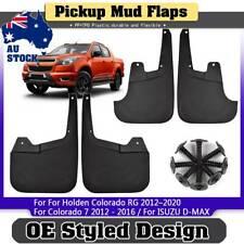 Mud Flaps For Holden Colorado RG 7 Isuzu Dmax Splash Guards Mudguards Mudflaps
