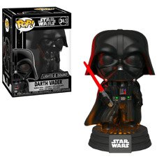 Funko POP! Star Wars #343 Darth Vader (with Lights and Sound!)