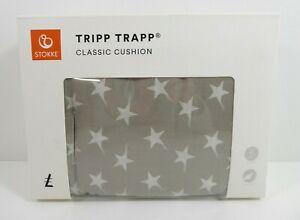 NEW Stokke Tripp Trapp Classic Cushion Grey Star #146026
