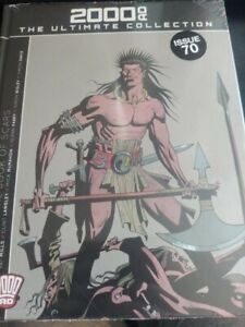 2000AD Ultimate Collection Issue 70 Vol39: Slaine, The Books of Scars. New