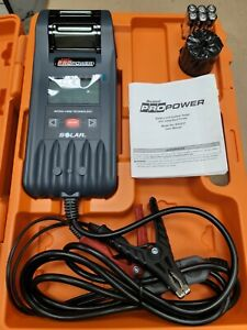 Duralast ProPower BA327Z Tester With Printer brand new!!