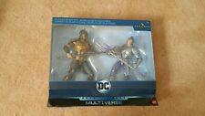 DC Multiverse Gladiator Battle Movie Aquaman vs Orm Ocean Master 2 Figure Pack