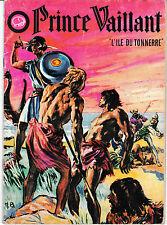 1964 Prince Vaillant -- N° 36 -- L'île du Tonnerre - EO - Série éléphant blanc