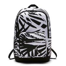 Hurley Neoprene Printed Black White Backpack Beach Water Sports Gym Book Bag