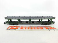 CF635-0,5# Primex/Märklin H0/AC Autotransporter (ohne Modelle) aus Set 2772, s.g
