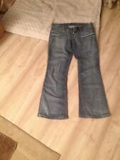 Excellent Condition, Armani Distressed Jeans