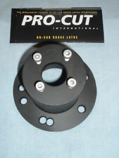 50-382 Used-Genuine Pro-Cut 10 Hole Multi Fit Brake Lathe Adapter-For 