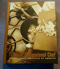 The New Professional Chef Culinary Inst. of America (Ed. 6, 1996.HB) NEW 1190pgs