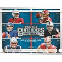 2019 Panini Contenders NFL Football Base Trading Cards Pick From List