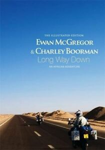 Long Way Down: The Illustrated Edition, Boorman, Charley, Used; Good Book