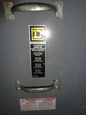 SQUARE D 600A EZ METER-PAK TERMINAL BOX, CAT# EZM3600TB, NEMA-3R RAINPROOF
