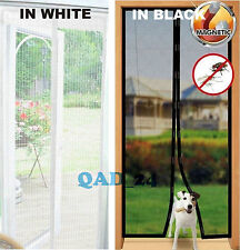 MAGIC Magnetic Insect Door Net Screen Bug Mosquito Fly Insect Mesh Guard Curtain