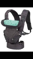 Infantino FLIP avanzado 4 en 1 Convertible portador de bebé gris claro,