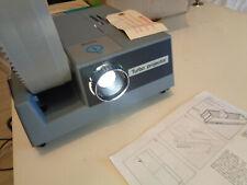 QI Turbo Slide Projector Working