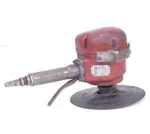 Chicago Pneumatic 3321-A Industrial Vertical Polisher Sander / Grinder