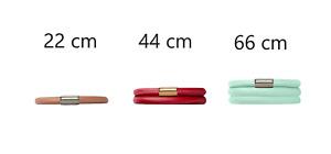 Jesper Nielsen Leather Charm Bracelet Magnetic Closure NEW
