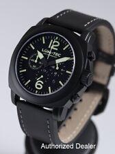 NEW Lum-Tec M series M72-S Military PVD Chronograph Watch WARRANTY