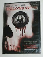 Hollows Grove DVD Spooky Paranormal Haunted Scary Movie New Sealed